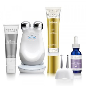 Haute Contour Facial Toning Gift Set | NuFACE | b-glowing