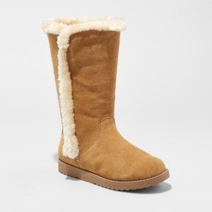 Women's Daniela Tall Suede Winter Boots - Mossimo Supply Co.™