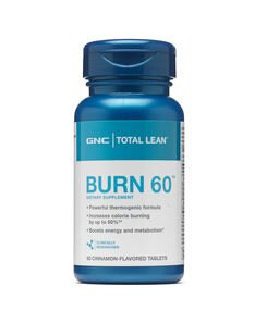 $6.79GNC Total Lean™ Burn 60减脂配方