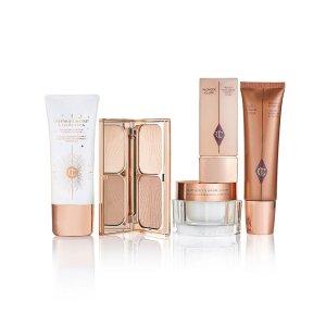 The Bronze & Glow Filter: Makeup Kit | Charlotte Tilbury