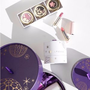 New Arrival! Holiday Preview 2017 @ Tatcha