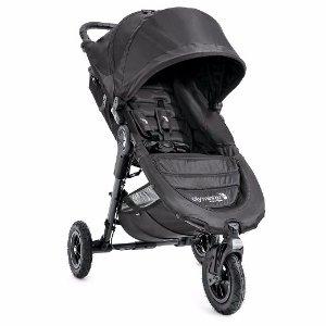 8折!单手秒收避震轻巧全地形Baby Jogger City Mini GT 豪华婴儿推车限时特惠