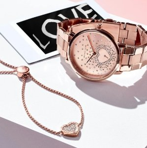 Extra 25% OffRose Gold Watches @ Michael Kors