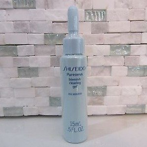 $20.5PURENESS Blemish Clearing Gel @ Shiseido