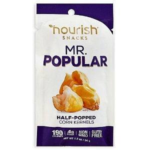 Nourish® 1.2 oz. Mr. Popular Snacks in Half-Popped Corn Kernels - Bed Bath & Beyond
