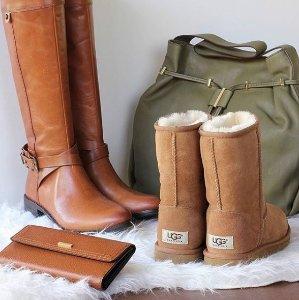 Up to 50% Off + Extra 20% OffSelect UGG Boots @ Shoebuy.com