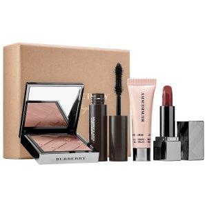 $29.75收最火套装Burberry 限量Beauty Box 4件套开卖 一年就一次