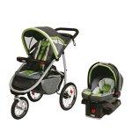 Graco 可折叠婴儿手推车 + 婴儿座椅套装
