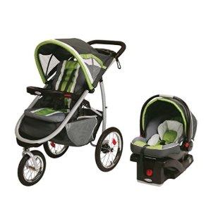 CDN$399Graco 可折叠婴儿手推车 + 婴儿座椅套装