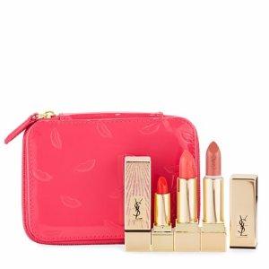 New Arrival! $88 Yves Saint Laurent Beaute Limited Edition Ultimate Lip Set @ Bergdorf Goodman