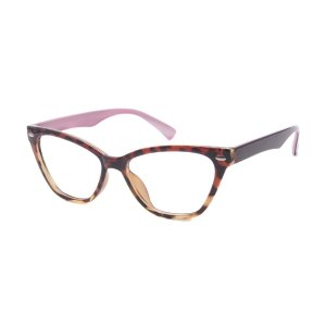 Novia Cat Eye - Tortoise/Pink Eyeglasses