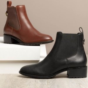 Up to 60% Off+Extra 30% OffSelect Women's Boot and Bootie @ Cole Haan