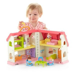 Fisher-Price Little People Surprise & Sounds Home : Target