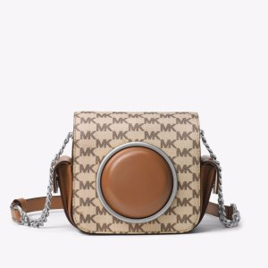 Scout Medium Heritage Logo Camera Bag | Michael Kors