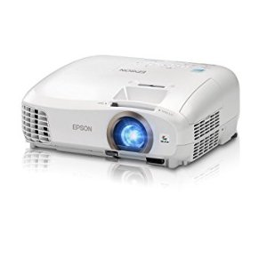 Epson Home Cinema 2045 Wireless LCD Projector White