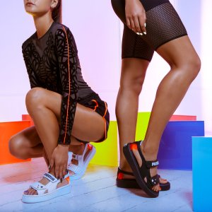 Shop Now Puma X Sophia Webster Collaboration