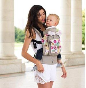 Lillebaby 4合1婴儿背带 - 多色可选