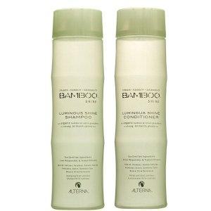 Alterna Bamboo Luminous Shine Shampoo and Conditioner Duo (250ml) | Reviews | SkinStore