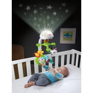 Fisher-Price 3-in-1 Deluxe Projection Mobile | CGN84 | Fisher-Price