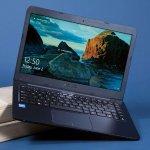 ASUS L402SA Portable Lightweight Laptop PC
