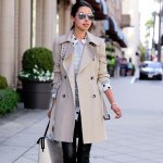 with Burberry Trench Coat Purchase @ Saks Fifth Avenue