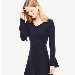 $75Full-Priced Dresses @ Ann Taylor