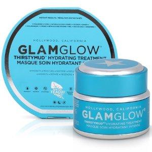 GlamGlow蓝瓶保湿面膜