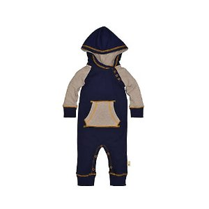 Hooded Raglan Coverall