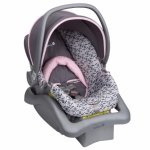 Safety 1st Light 'n Comfy Elite Harnessed Infant Car Seat - Gray