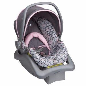 $63.74Safety 1st 粉灰色婴儿安全座椅