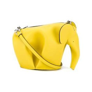Mini Yellow Elephant Bag