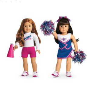 2-in-1 Cheer Gear for Dolls | Truly Me | American Girl