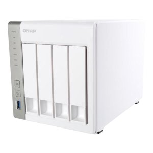 QNAP TS-431P 4-bay Personal Cloud NAS with DLNA, Mobile Apps and AirPlay Support. ARM Cortex A15 1.7 GHz Dual Core, Chromecast Support - Newegg.com