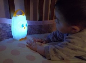 $8Munchkin Light My Way Nightlight