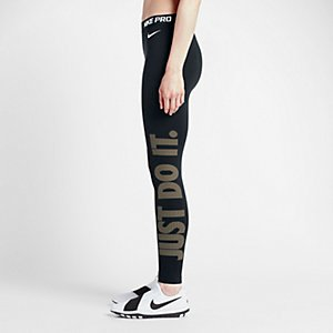 Nike Pro Warm Women's Graphic Training Tights.