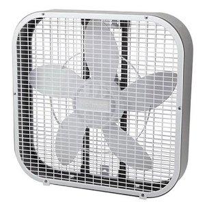 $12.95 史低价Holmes HBF2010A-WM 20吋方形电风扇