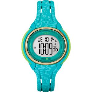 Ironman Sleek Mid-Size Silicone Sports Watch Timex