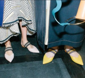 New CollectionMALONE SOULIERS + ROKSANDA & More Mules @ Net-A-Porter UK