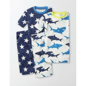 Cosy Twin Pack Short Johns 24149 Clothing at Boden