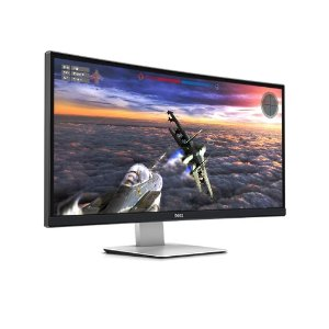 Dell UltraSharp 34 Curved Ultrawide Monitor - U3415W