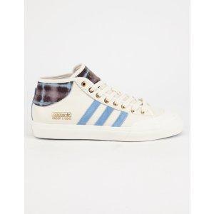 ADIDAS Snoop x Gonz Matchcourt Mid Mens Shoes 300111167 | Sneakers