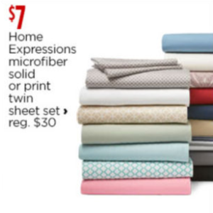 Sheets, Bed Sheet Sets - JCPenney