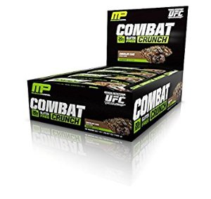 as low as $12.49Muscle Pharm Combat Crunch Supplement, 12 Count