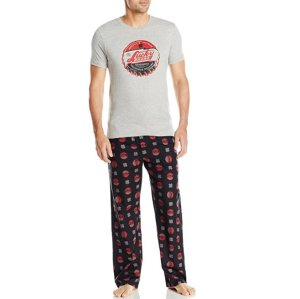 $12.08Lucky Brand Men's Giftset: Short Sleeve Crew and Woven Pant