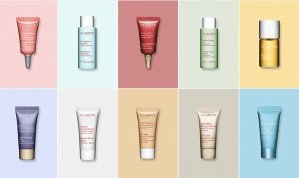 Free 10 Sampleswith Any Orders @ Clarins