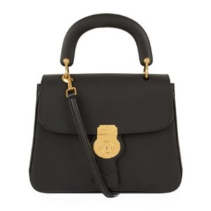 Burberry Runway Top Handle Tote Black