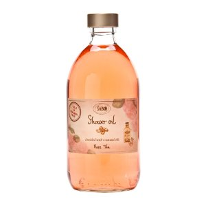The Sabon ® Shower Oil is part of our containing Rose Tea