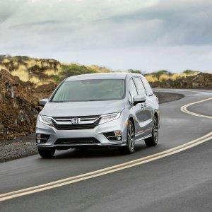 新款换代 正式发售全新2018 美版Honda Odyssey (本田奥德赛 )