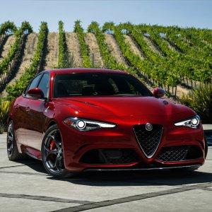 Italian is Back!Alfa Romeo Giulia Quadrifoglio