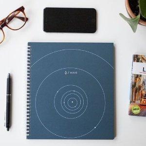 $18.98Rocketbook Wave Smart 可消字笔记本